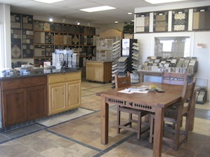 Timberline Tile Showroom